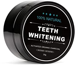 Yellow Teeth Nemesis Teeth Whitening Powder Natural Organic Activated Charcoal Bamboo Toothpaste With Toothbrush-Whitening toothpaste-Blanchissant la poudre dentaire-Dentifrice blanchissant,Black