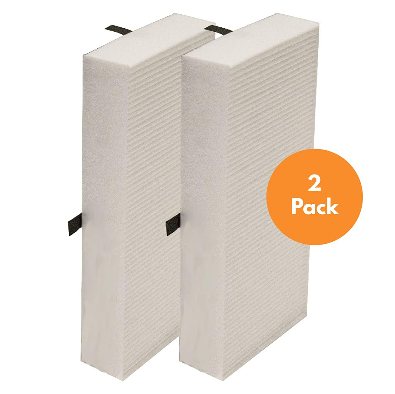 True HEPA Replacement Filter Compatible with Honeywell U Filter (HRF201B) for Honeywell HHT270, HHT290 Series Air Purifiers