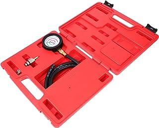 Garneck Kit de teste de compressão de cilindro de motor, kit profissional de teste de vazamento de cilindro para motor de ...