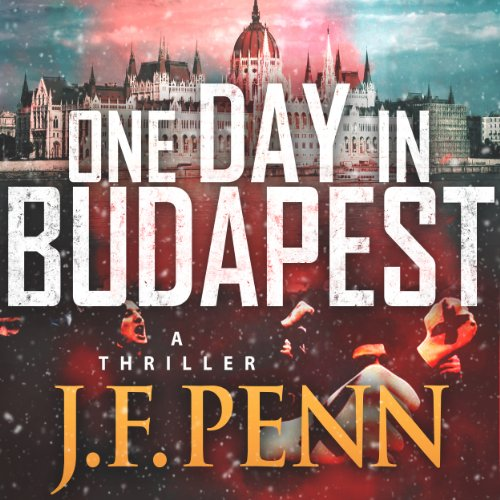 One Day in Budapest audiobook cover art