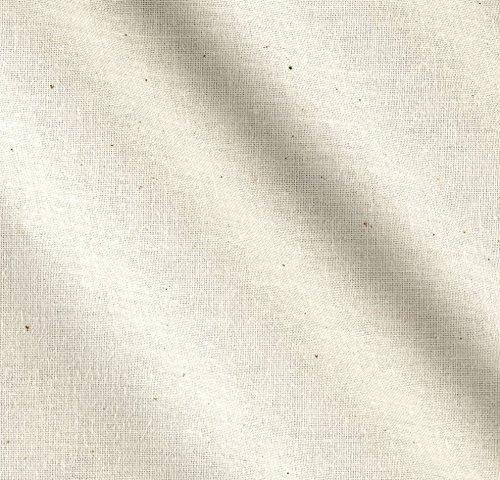 Muslin Natural Fabric 100% Cotton Fabric, 60 Inches Wide - Sold by The Roll (100 Yards)
