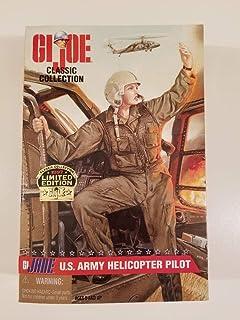 G.I. JOE U.S ARMY FEMALE HELICOPTER PILOT