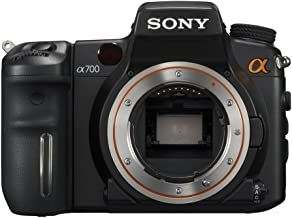Sony Alpha A700 A-700 A 700 DSLR Camera (Body Without Lens)