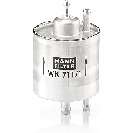 Original Mann Filter Wk 711 1 Kraftstoffwechselfilter Für Pkw Auto