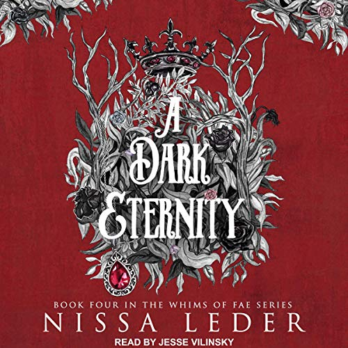 A Dark Eternity audiobook cover art