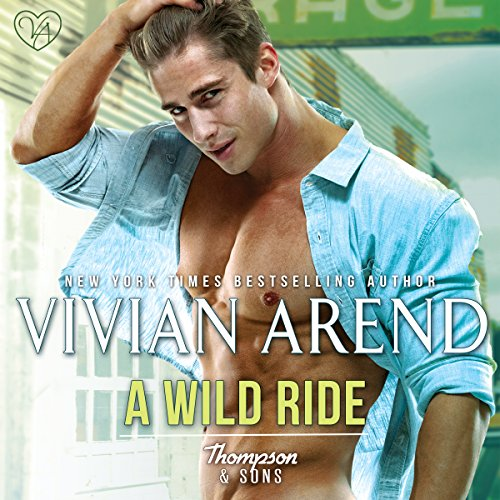 A Wild Ride cover art