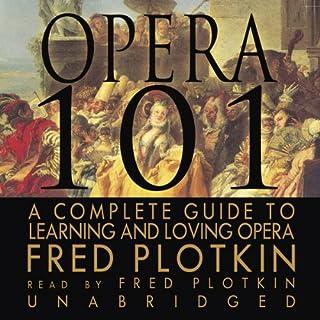 Opera 101 cover art