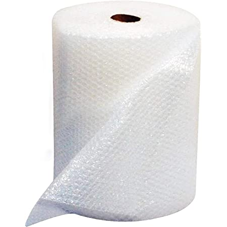 MERRIMEN Bubble Wrap 500mm x 60m Small Roll Handy Size/Easy Storage Bubble Wrap for Packing