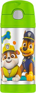 Thermos PAW Patrol Kids Children Toddler Funtainer Water Bottle (12oz)