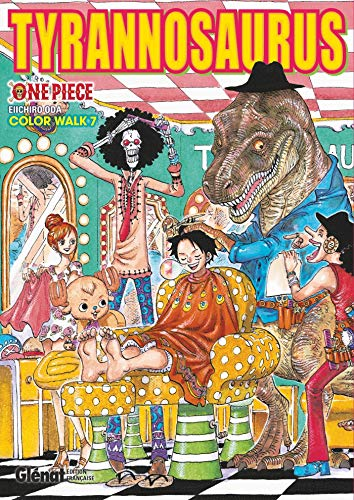 One Piece Color Walk - Tome 07 (Art of)
