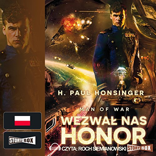 Wezwal nas honor audiobook cover art