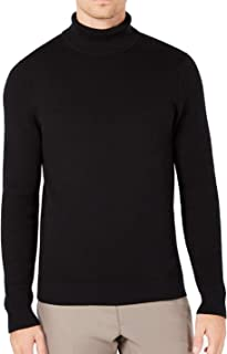 Ryan Seacrest Mens Mixed Guage Pullover Sweater