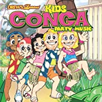 KID CONGA PARTY-CD....IN by The Hit Crew