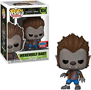 FUNKO POP THE SIMPSONS TREE HOUSE OF HORROR *NYCC 2020* BART WARE
