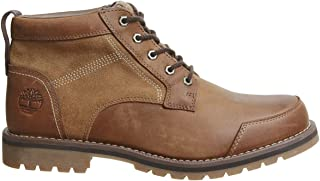 Mens Larchmont Chukka Brown Lace Up Ankle Boots Size 10