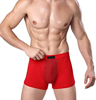 Men's Energy Underwear Health Therapy Boxers Briefs with 38 Magnets