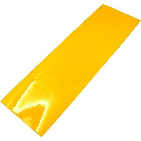 Finest Folia Scheinwerferfolie Tönungsfolie Us Style Folie Blinker Nebelscheinwerfer Tint Film Gelb Auto