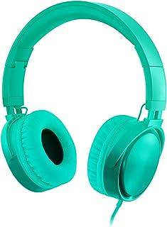 RockPapa Verstelbare Stereo Hoofdtelefoon, Geluidsisolerend, Zware Diepe Bass, Opvouwbare Koptelefoon met Microfoon 3.5mm ...