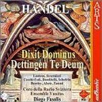 Handel: Dettingen Te Deum/Dixit Dominus (1999-09-14)