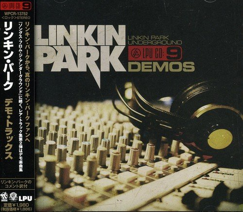 LPU9 CD-LINKIN PARK Demos