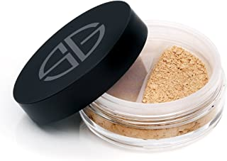 Studio Gear Dual Identity Loose, Wet and Dry Mineral Foundation, Talc Free, .30 ounces, Natural