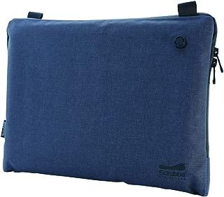 Scrubba Air Sleeve(スクラバエアスリーブ) 12インチ ノートパソコン用保護ケース 防水カバー 耐衝撃 旅行用枕 ブルー