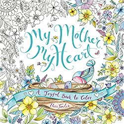 Adult coloring books for mom for mothers day