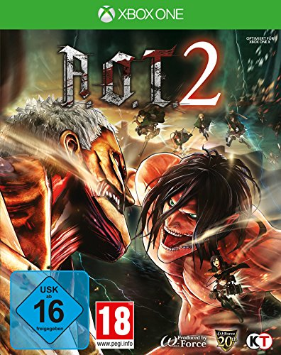 Attack on Titan 2 - A.O.T.