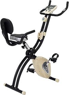 ALINCO(アルインコ) フィットネスバイク フィットネスバイク コンフォートバイク 8段階負荷調節 折りたたみ機能付 AFB4419CX