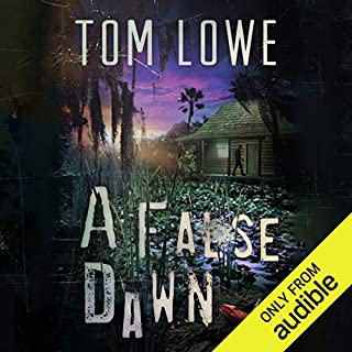 A False Dawn audiobook cover art