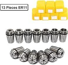2-20 mm ER32 Gravieren und Fr/äsen Spannzangenfutter f/ür CNC-Arbeitshaltung Hseamall ER32 Pr/äzisions-Federzangen-Set