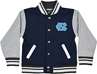 north carolina letterman jacket