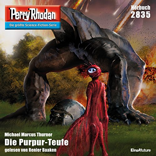 Die Purpur-Teufe     Perry Rhodan 2835              By:                                                                                                                                 Michael Marcus Turner                               Narrated by:                                                                                                                                 Renier Baaken                      Length: 3 hrs and 48 mins     Not rated yet     Overall 0.0