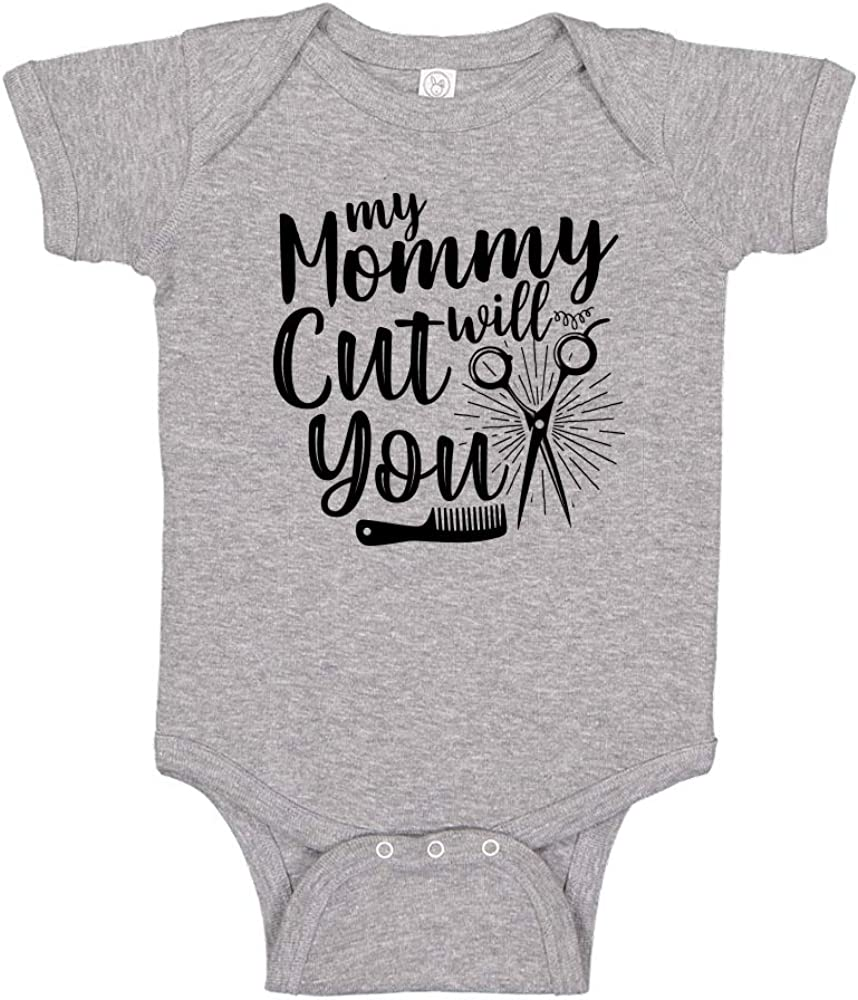 My Mommy Will Many popular brands Cut You Baby Bodysuit Shirt Toddler One Max 57% OFF Or Piece F