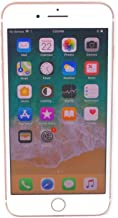 Apple iPhone 7 Plus, GSM Unlocked, 128GB - Rose Gold (Renewed)
