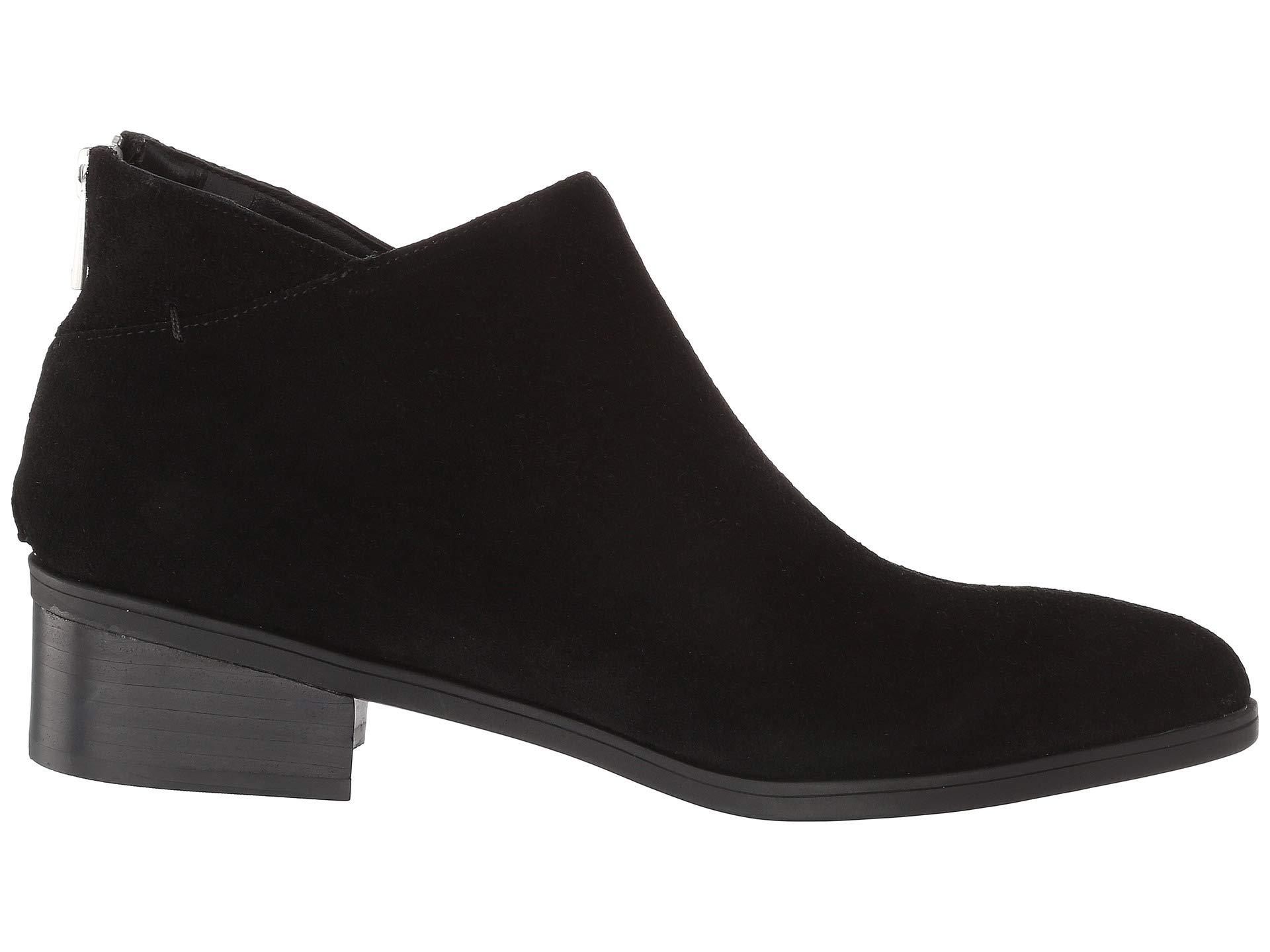 Haven vita Bella Suede Black Leather vanx6qCw