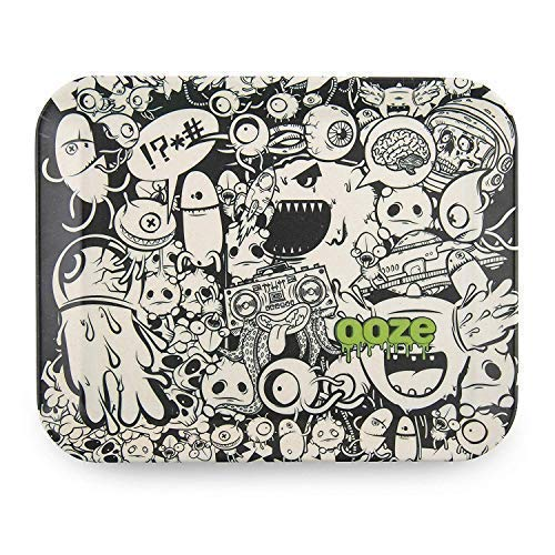 Ooze Biodegradable Rolling Tray Medium - Monsterous