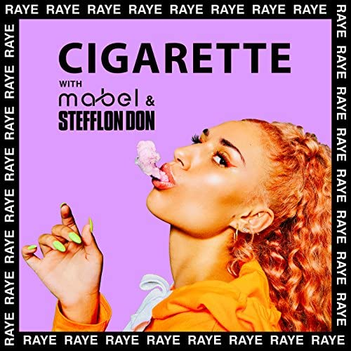 Raye, Mabel & Stefflon Don