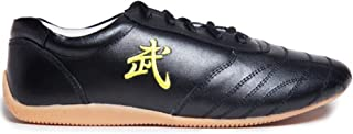 Leather Tai Chi Shoes Martial Arts Kung fu Shoes Chi Kung Shoes Martial Arts Boxing Shoes