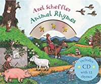 Mother Goose's Animal Rhymes (Mother Goose's Rhymes)