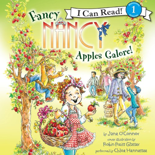 Fancy Nancy: Apples Galore! (I Can Read, Level 1) cover art