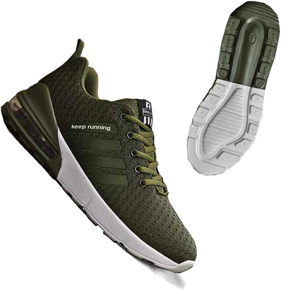 todaysunny Running Shoes Men Breathable Lightweight Extremely Mens Fashion Sneakers Air Cushion Athletic Shoes for Men