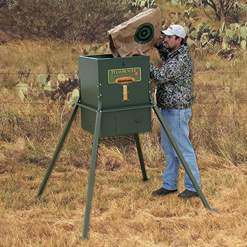 texas hunter deer feeders