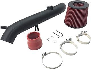 طقم مدخل هواء قصير لـ 03-07 Infiniti G35 مع MAF مستطيل مناسب فقط لجميع موديلات 03-06 Nissan 350Z 3. 5L (أنبوب أسود ومرشح أ...