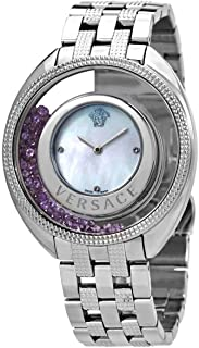 Destiny Spirit Floating Spheres Quartz Diamond Ladies Watch 86Q953MD497S099