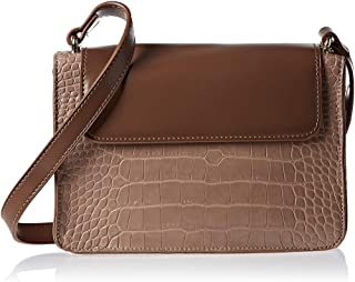 inoui crossbody bag for women-DZ579C-Beige