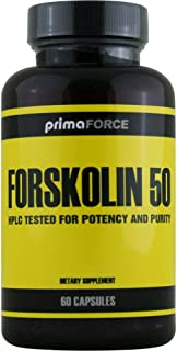 Primaforce Forskolin 50, 60 Capsules
