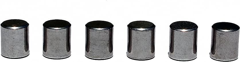 1 inch diameter tungsten weight