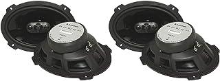 "4) New Rockford Fosgate P1694 6x9"" 300 Watt 4 Way Car Coaxial Speakers Audio"
