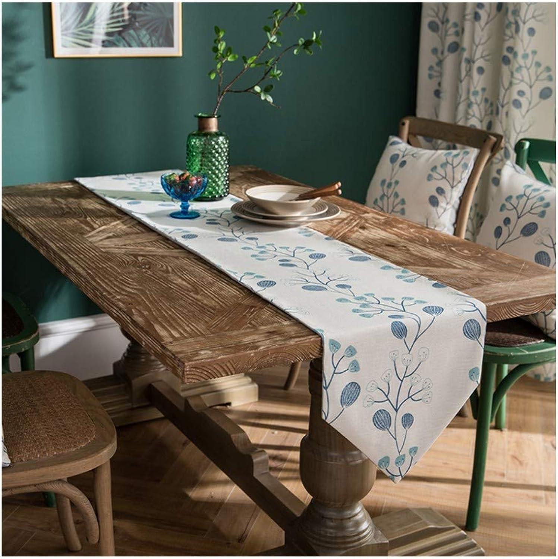 JUNYZZQ Tischläufer Drapeau De Table Plante Créative Fleur Netz Filet De Tissu De Coton rot Lin Petite Tisch Fraîche Drapeau 30X200Cm B07MT99ZF5 Realistisch   Abrechnungspreis